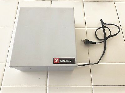 ALTRONIX ALTV248 CCTV Accesory Power Supply