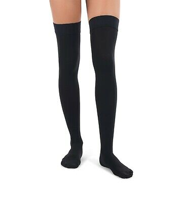 Jomi Compression Thigh High Stockings, 30-40mmHg Surgical, Closed Toe 340