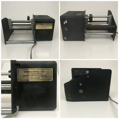 "DISPENSA-MATIC ""6(R)"" LABEL DISPENSER - US Patent D-876182"