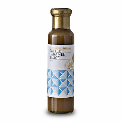 Island Berries Tasmania Salted Caramel Sauce 250ml