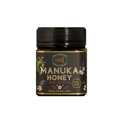 Tasmanian Honey Company Manuka Honey Bio-Active 500+MGO 250g