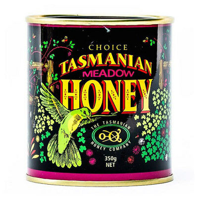 Tasmanian Honey Company Meadow Honey 250g, 350g, 400g, 500g, 750g, 1kg, 2kg