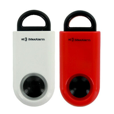 2 iMaxAlarm SOS Alert Personal Alarm - 130dB Alarm Safety & Security Emergency