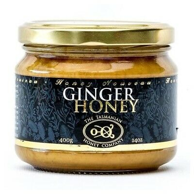 Tasmanian Honey Company Ginger Honey 400g