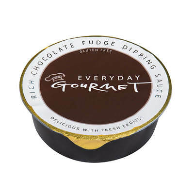Everyday Gourmet Rich Chocolate Fudge Dipping Sauce 100g