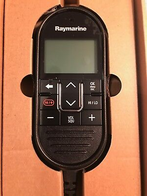 Raymarine A80289 Raymarine Full Function Second Station Handset for 60 and 70