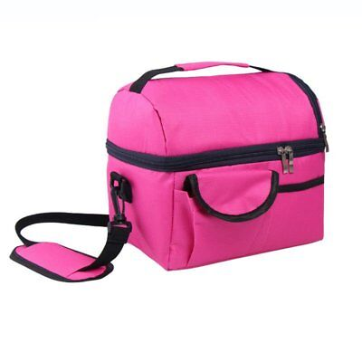 Portable Lunch Bag Insulated Cool Bag Picnic Bags School Lunchbox Bags Universal