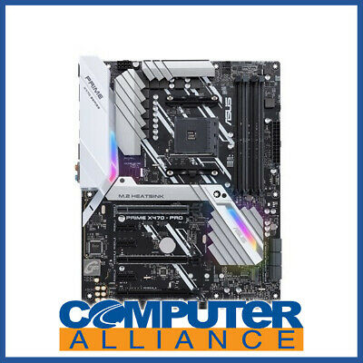 ASUS AM4 ATX PRIME X470-PRO Motherboard