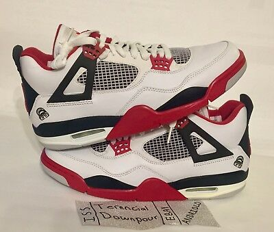 innovative design 0107f f0f46 DS 2006 Jordan IV 4 Mars 100% Authentic Size 9.5