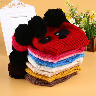 A830 Fashion Baby Infant Toddler Winter Warm Cute Panda Hat For  Beanie Gift