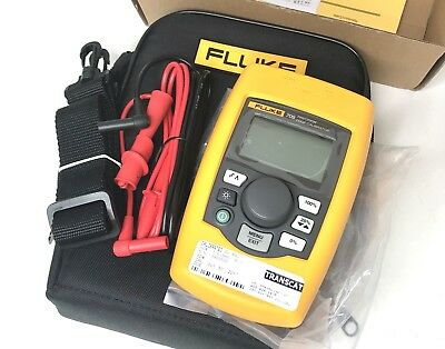 Fluke 709 Precision Loop Calibrator, .01% Accuracy, New with Current Calibration