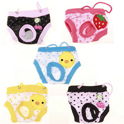 Cute Dog Physiological Shorts Underwear Puppy Briefs Pants Pet Dogs Supplies