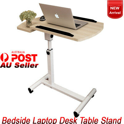 Adjustable Bedside Laptop Desk Table Stand For Tablet PC IPAD Mobile & Mouse Pad