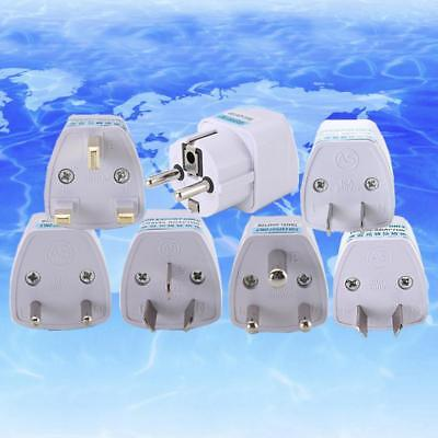 Universal Travel Adapter UK/EU/US/AU International Plug Power Adapter Converter