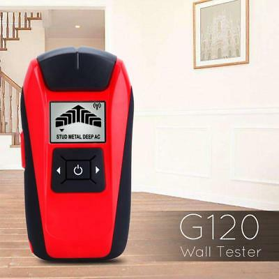 Metal Wall Wood Denisity Detector Voltage Live Wire Detect Wall Scanner