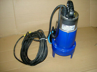 SULZER ABS Piranha PIR-08/2 D01*10-KS-P CUTTER PUMP 400V X DEMO
