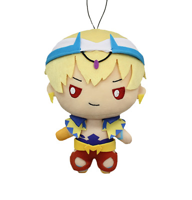 Fate Grand Order Sanrio Caster Gilgamesh Character Plush Toy Doll Vol.5 Furyu
