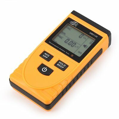 GM3120 Digital LCD Electromagnetic Radiation Detector EMF Meter Dosimeter ToolTD