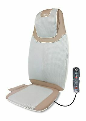 HoMedics SBM-700H 2 in 1 Shiatsu Back & Shoulder Massage Cushion with Heat
