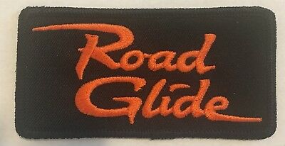 Made in the USA! 4x2 Harley Road Glide Patch