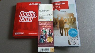 Berlin Welcome Card 2018 48h Ticket Abc Bis 3112 Aktivierbar
