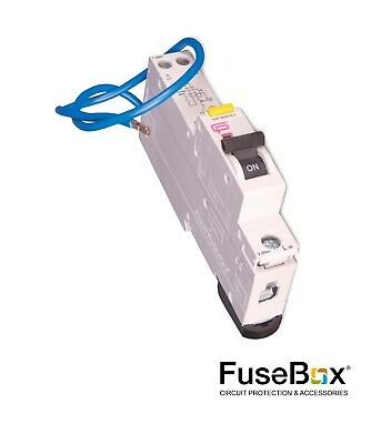 Fusebox RCBO's 30ma Type B - Various ratings