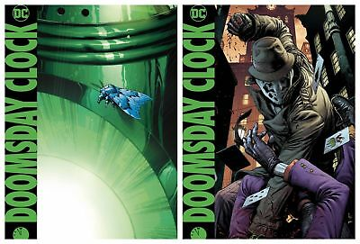 DOOMSDAY CLOCK #7 Variants A & B GARY FRANK  2018 Ships NOW! FAST!!!