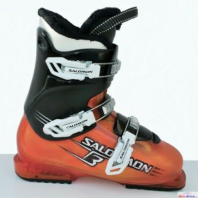 Chaussure de ski Occasion - SALOMON T3 RT JUNIOR (JR) 2013