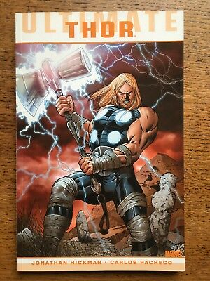 Ultimate Comics: Ultimate Thor by Jonathan Hickman (paperback)