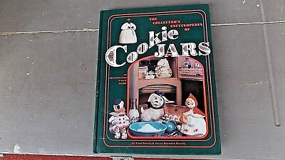 The Collectors Encyclopedia Of Cookie Jars Book Cr 1991