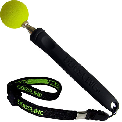 DOGSLINE Target Stick with elastic stretch wristband , Training for dog cat hors