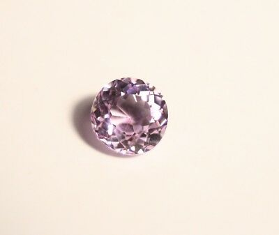 1.1ct Pink Kunzite - Baby Pink Top Clarity - Scintillating Round - Afghanistan