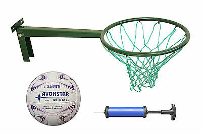 Long Reach Netball Ring Kit British Made