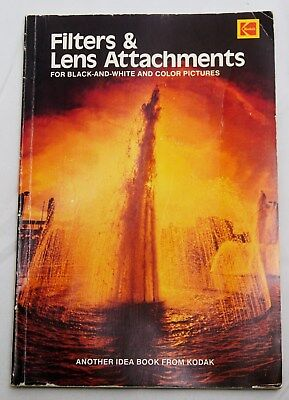Kodak publication-Filters and Lens Attachments 1980 Printing
