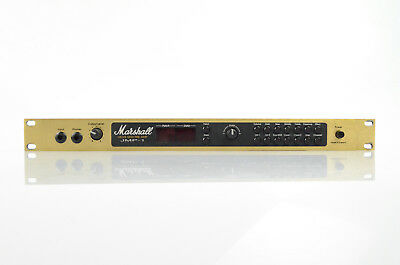 MARSHALL JMP-1 JMP1 Valve MIDI Guitar Tube Preamp Owned by Papa Roach #33279