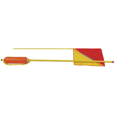 Forespar 202018 Offshore Boat Racing Man Overboard Pole Red/Yellow Flag