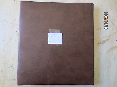 No-21 - FDC  ALBUM  COLLECTION  OF COVERS  --39  DIFFERENT COVERS --TOPS  A1