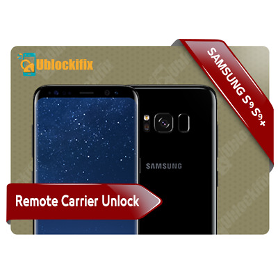 INSTANT Samsung Galaxy Sprint S9 S9+ Network Unlock Remote Service PERMANENT!