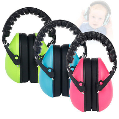 Boys Girls Baby Earmuffs Hearing Safety Protection Ear Defenders for Children