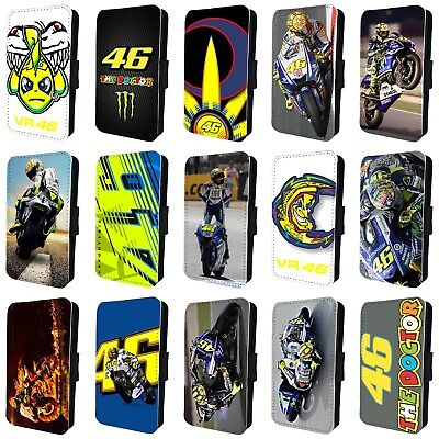 VALENTINO ROSSI MOTO GP FLIP PHONE CASE COVER for SAMSUNG GALAXY