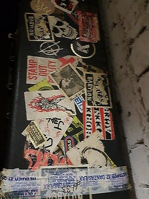 1976 FENDER STRATOCASTER CASE - made in USA