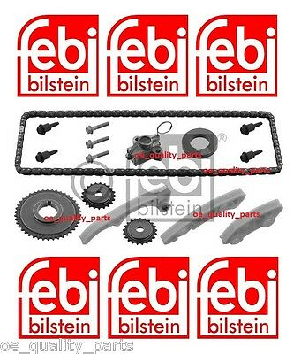 OPEL INSIGNIA A 2.0 Timing Chain Kit 2008 on BGA 12642713 55354438 55354439 New
