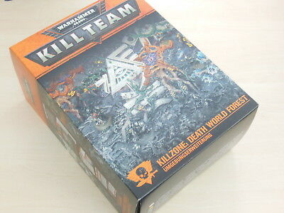 Warhammer 40k Kill Team Killzone: *Neu* Death World Forest Gelände Deathworld