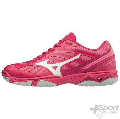 SCARPA VOLLEY MIZUNO Wave Hurricane 3 Low Donna V1GC174061