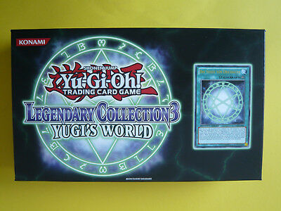 Legendary Collection 3 - Yugis World - LC03-DE... - Promopack - Deutsch