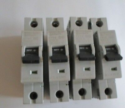Dorman Smith B20 20 Amp 10Ka  X1Pb20 Single Pole Mcb Circuit Breaker