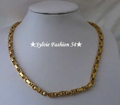 gros chaine collier homme
