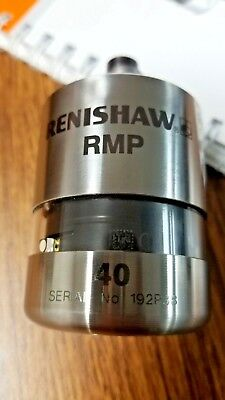 New Old Stock Renishaw® RMP40 PN# A-5480-0001 - 07
