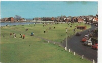 North Berwick  : The Putting Gardens (card PT36021)