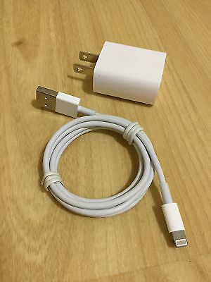 New Original Genuine Iphone 7 Plus  & Iphone 8 Plus OEM Lightning Wall Charger